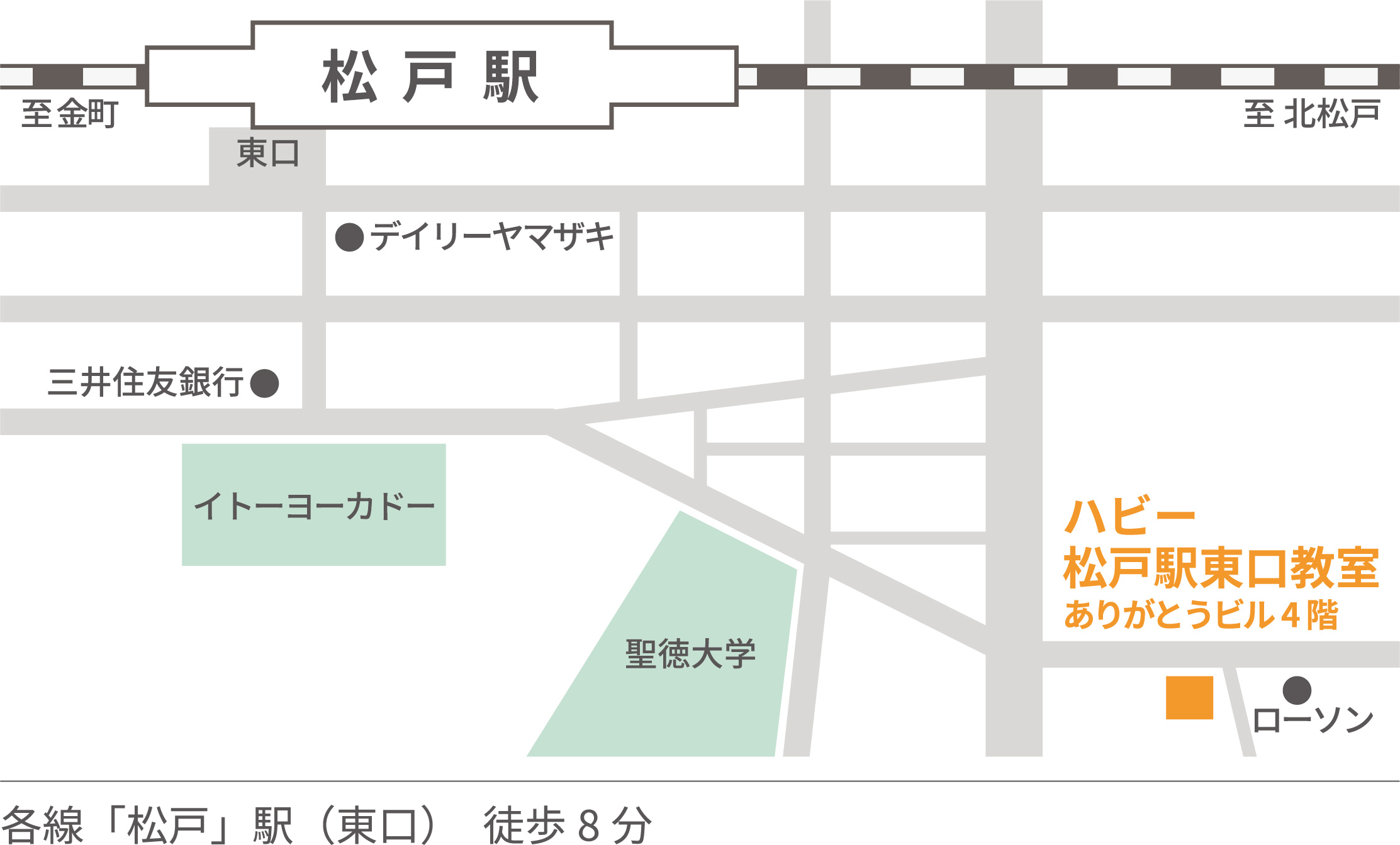 ハビー松戸駅東口教室