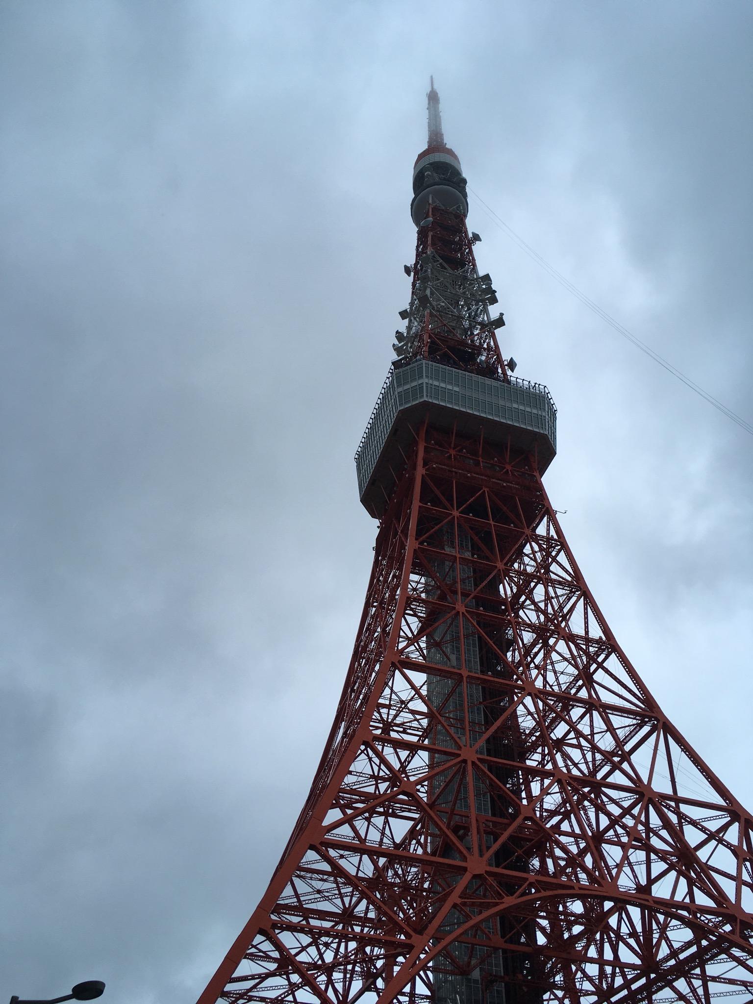 【川越】東京タワー遠足のご報告