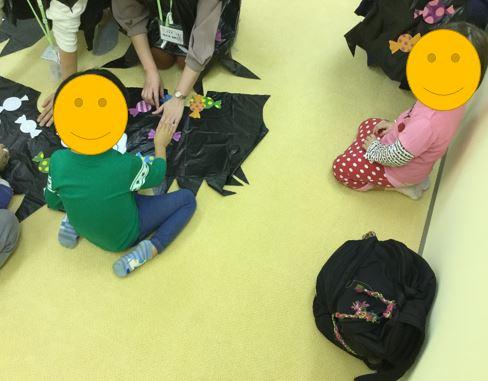 【津田沼】教室、初イベントのご報告(ハロウィン)