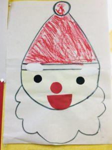 【所沢】「クリスマスの飾りを作ろう!」をテーマに制作を行いました!