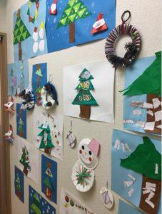 【松戸】クリスマスをテーマにした工作を紹介