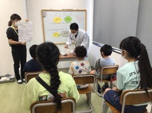 【たまプラ―ザ】夏休み実験教室 バスボム作りのご紹介