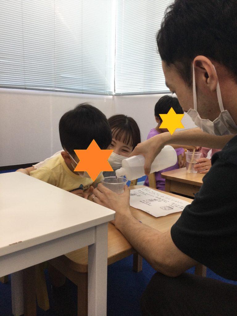 【センター北】親子で作ろう!工作教室の様子